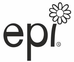 Stopka informująca o użyciu dodatku epi
